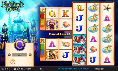 Neptunes Quest free slot