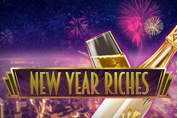 New Year Riches slot coming soon