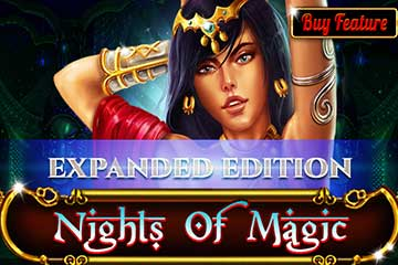 Nights of Magic Expanded Edition casino slot