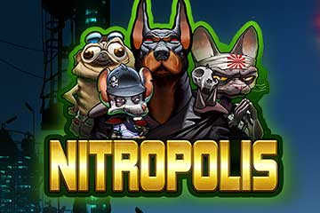 Nitropolis slot coming soon