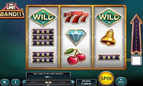 No Limit Bandit casino slot