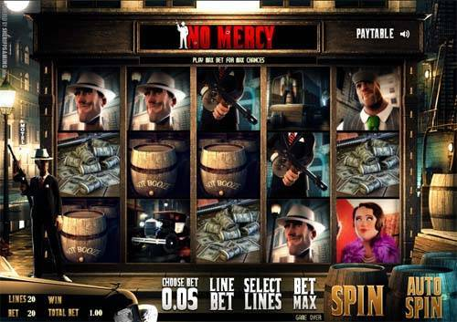 No Mercy free slot