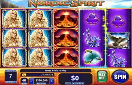 Nordic Spirit free slot