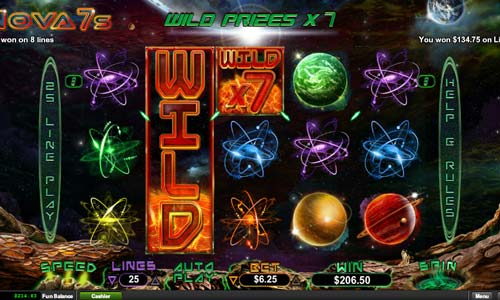 Nova 7s free slot