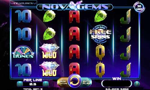 Nova Gems free slot