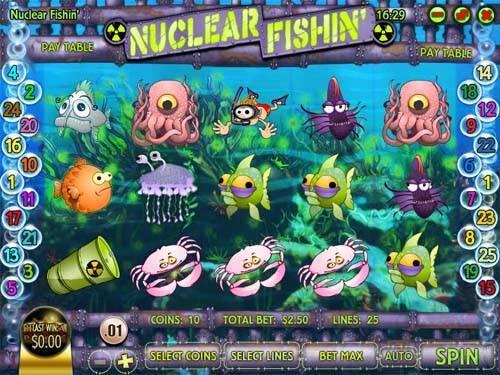 Nuclear Fishin free slot