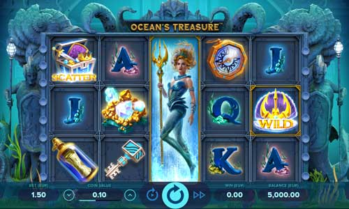 Oceans Treasure free slot