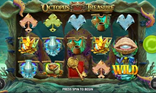 Info about Octopus Treasure