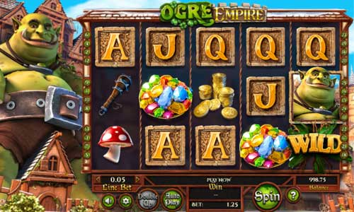 Ogre Empire free slot