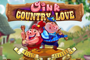 Oink Country Love slot Microgaming