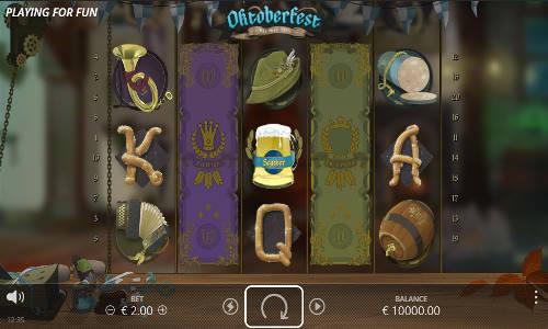 Oktoberfest free slot