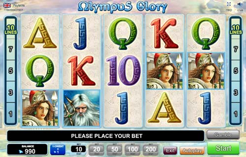 Olympus Evolution Dice Game - Try Playing Online for Free