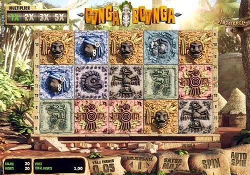 Oonga Boonga casino slot
