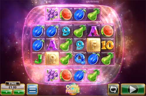 Opal Fruitsincreasing multiplier slot
