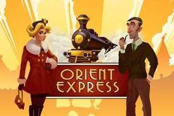 Orient Express slot Yggdrasil Gaming