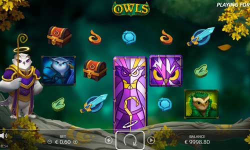 Owls free slot