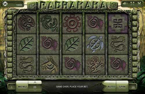 Pachamama slot