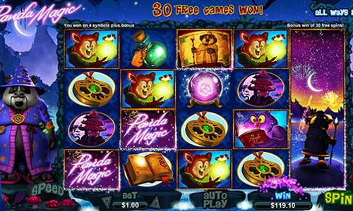 Panda Magic free slot