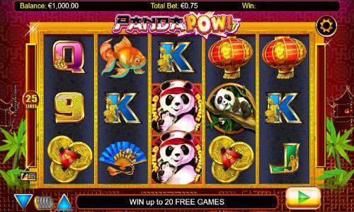 Panda Pow free slot