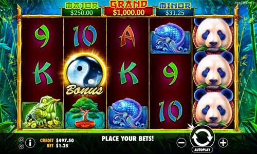 Pandas Fortune free slot