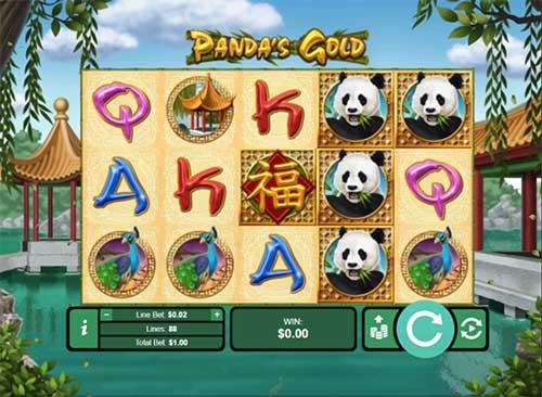 Pandas Golds free slot