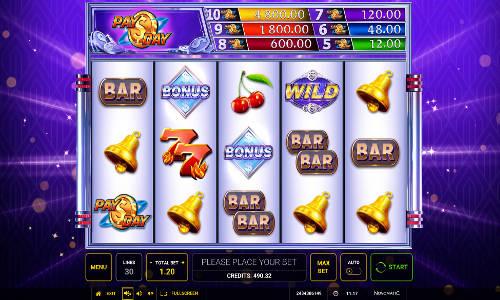 Pay Dayjackpot slot
