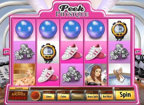 Peek Physique free slot