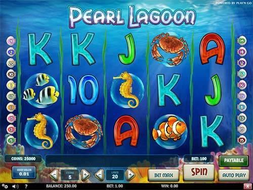 Pearl Lagoon free slot