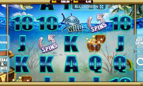 Pearls Fortune free slot