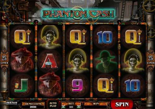 Phantom Cash free slot