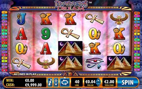 Pharaohs Dream free slot