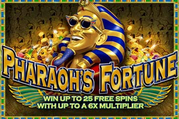 Pharaohs Fortune slot IGT