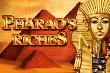 Pharaos Riches slot Gamomat