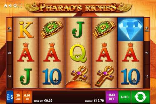 Pharaos Riches free slot