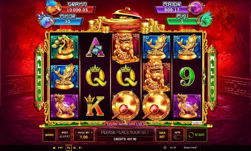 Phoenix Fortune free slot