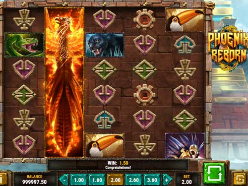 Phoenix Reborn free slot