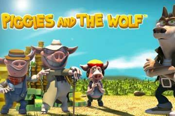 Piggies and the Wolf slot Playtech