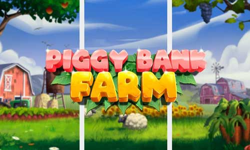 Piggy Bank Farm free slot