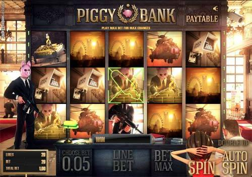 Piggy Bank free slot