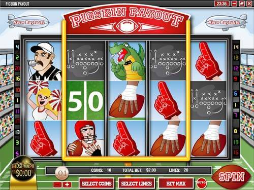 Pigskin Payout free slot