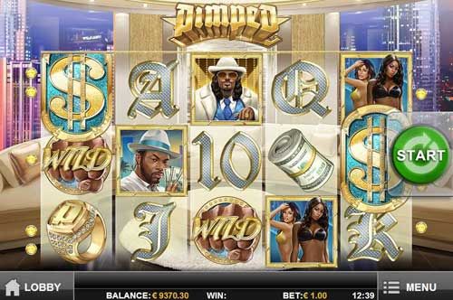 Pimped free slot