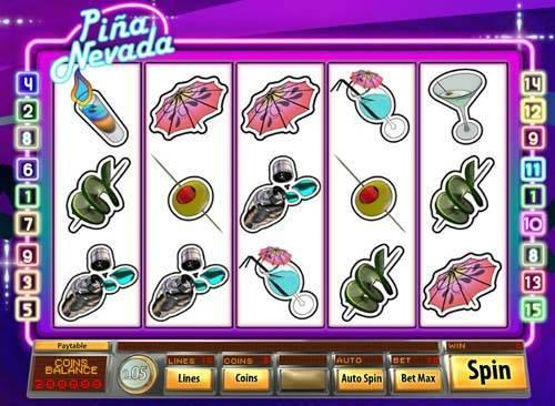 Pina Nevada free slot