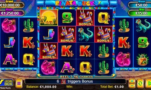 Pinata Bucks free slot