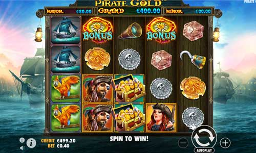 Pirate Goldjackpot slot