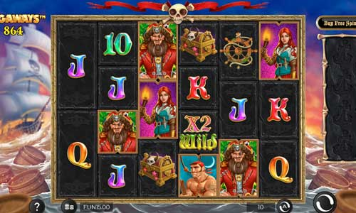 Pirate Kingdom Megaways free slot