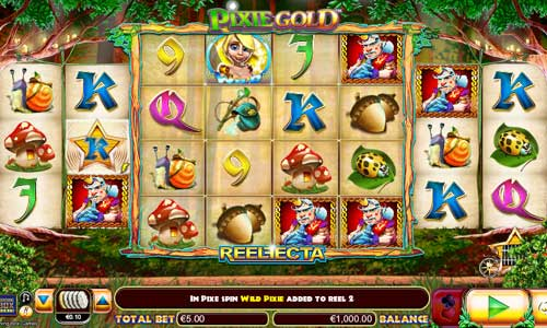 Pixie Gold free slot