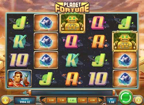 Planet Fortunecolossal symbols slot