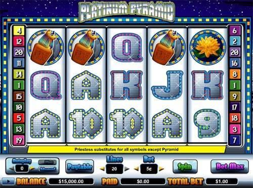 Platinum Pyramid free slot