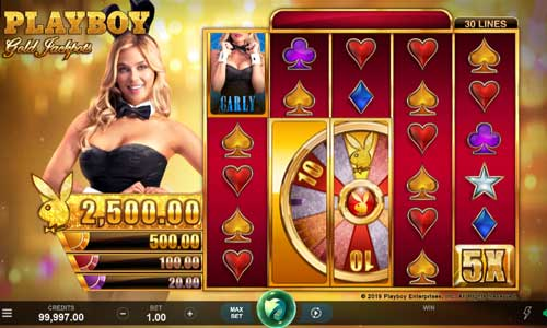 Playboy Gold Jackpots free slot