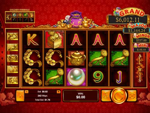 Plentiful Treasure free slot